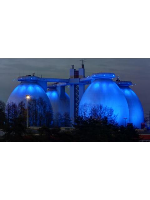 汙水處理廠